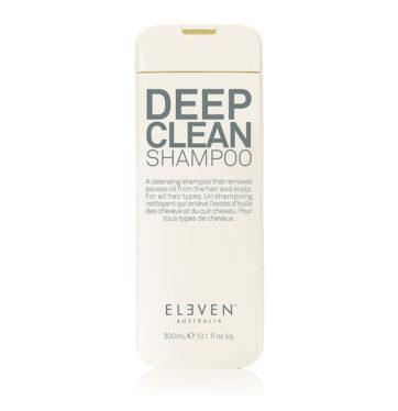 Champú purificador DEEP CLEAN de Eleven Australia