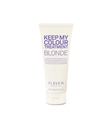 Tratamiento anti-amarillos KEEP MY COLOUR BLONDE de Eleven Australia