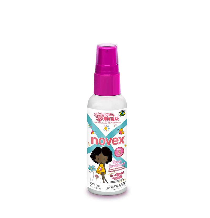 Spray Desenredante MY LITTLE CURLS DE NOVEX