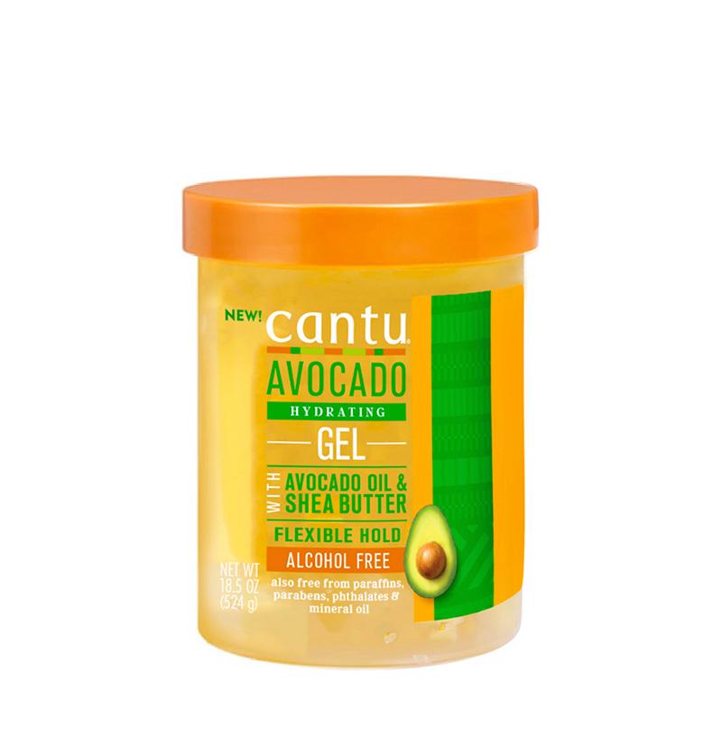 Gel hidratante Cantu avocado 524gr