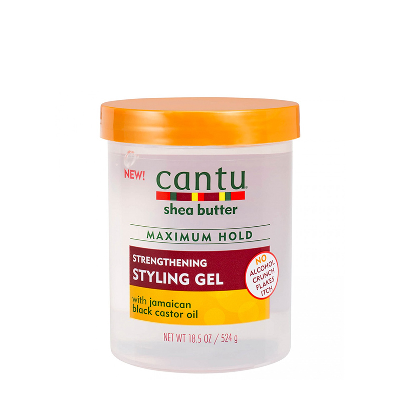 Gel Maximum Jamaican Cantu 524gr