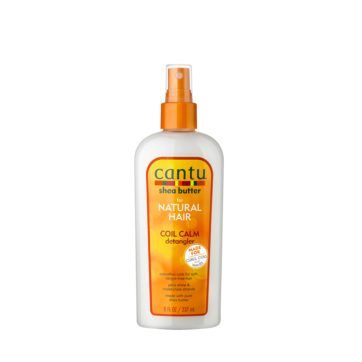 Spray desenredante Cantu Coil Calm 237ml