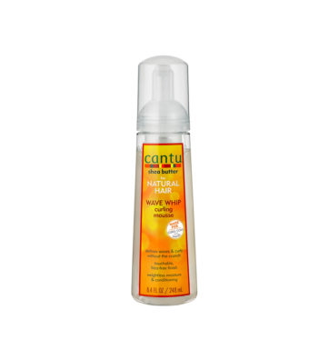 Mousee espuma Cantu shea wave 248ml