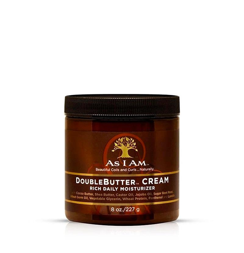 Crema súper hidratante Doble Butter de As I Am