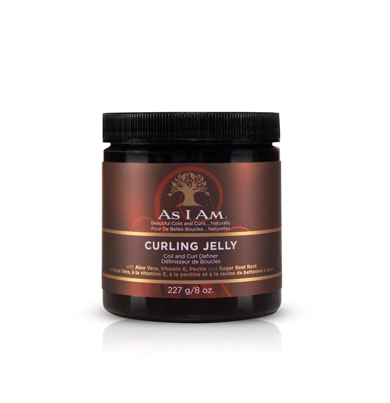 Gelatina para rizos definidos Curling Jelly Coil and Curl de As I Am - Beth´s Hair