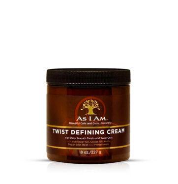 Crema definición rizos Twist Defining Cream de As I Am