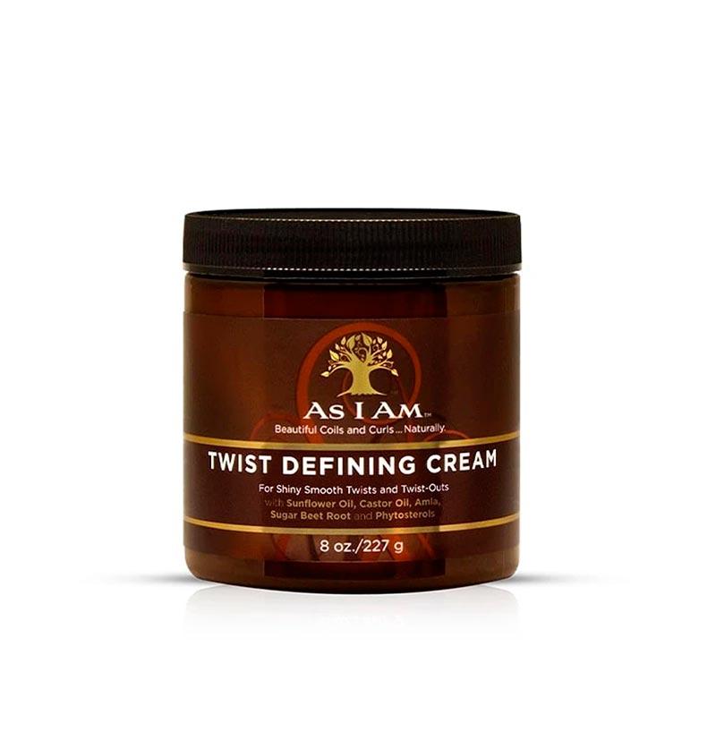 Crema definición rizos Twist Defining Cream de As I Am - Beth´s Hair