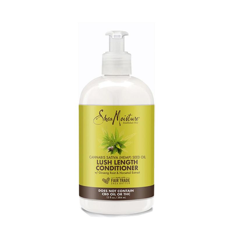 Acondicionador vigorizante Cannabis Sativa Seed Oil de Shea Moisture - Beth´s Hair