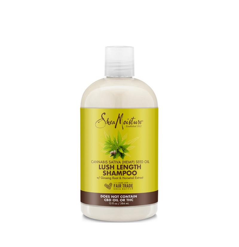 Champú vigorizante Cannabis Sativa Seed Oil de Shea Moisture - Beth´s Hair
