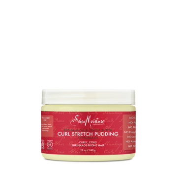 Crema de peinado Curl Stretch Pudding Red Palm Oil & Cocoa Butter de Shea Moisture - Beth´s Hair