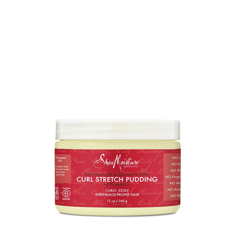 Crema de peinado Curl Stretch Pudding Red Palm Oil & Cocoa Butter de Shea Moisture - Beth´s Hair