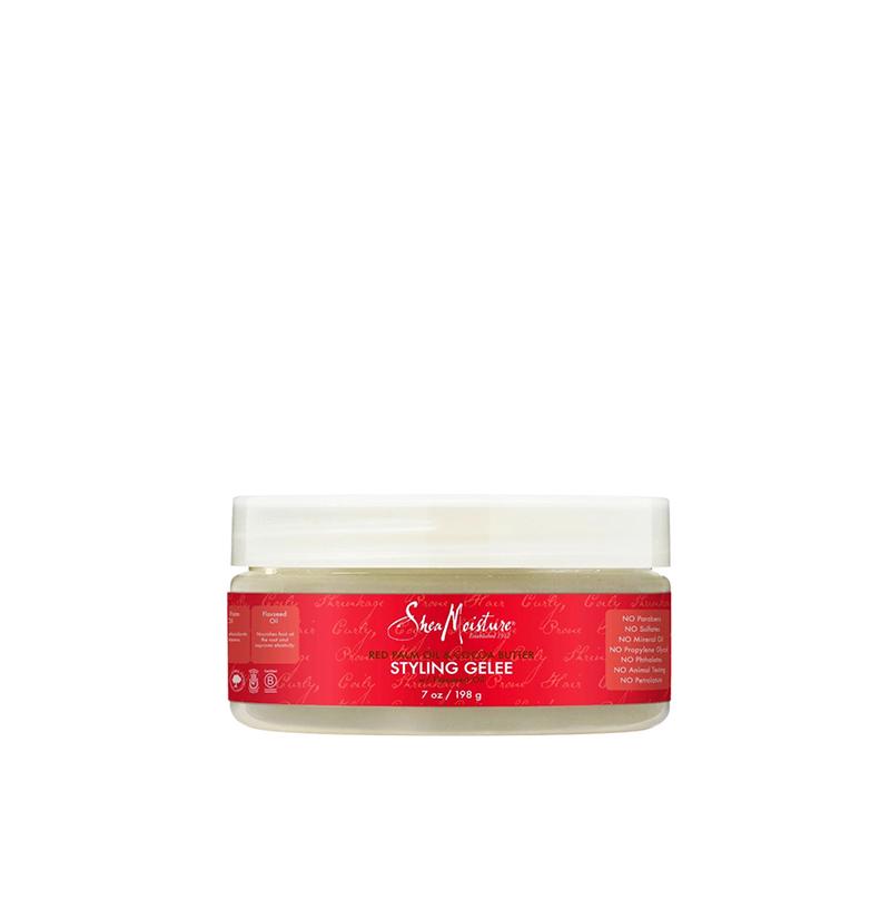 Gel de peinado Styling Gelee Red Palm Oil & Cocoa Butter de Shea Moisture - Beth´s Hair