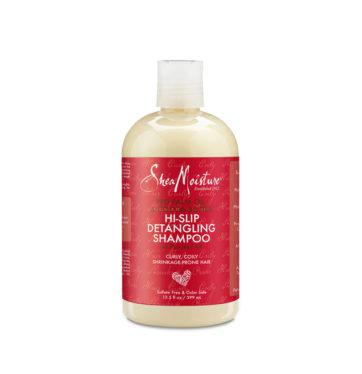 Champú desenredante Hi-slip Red Palm Oil & Cocoa Butter de Shea Moisture - Beth´s Hair
