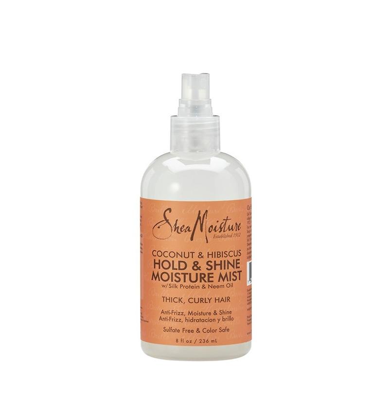 Spray Hold & Shine Moisture Mist Coconut & Hibiscus de Shea Moisture - Beth´s Hair