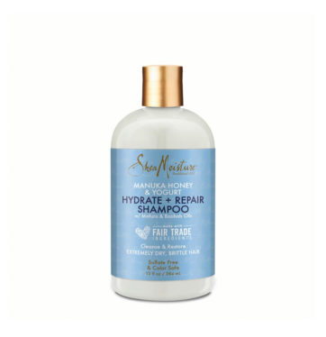 Champú Hydrate + Repair Manuka Honey & Yogurt de Shea Moisture - Beth´s Hair