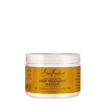 Mascarilla Deep Treatment Masque Raw Shea Butter Shea Moisture - Beth´s Hair