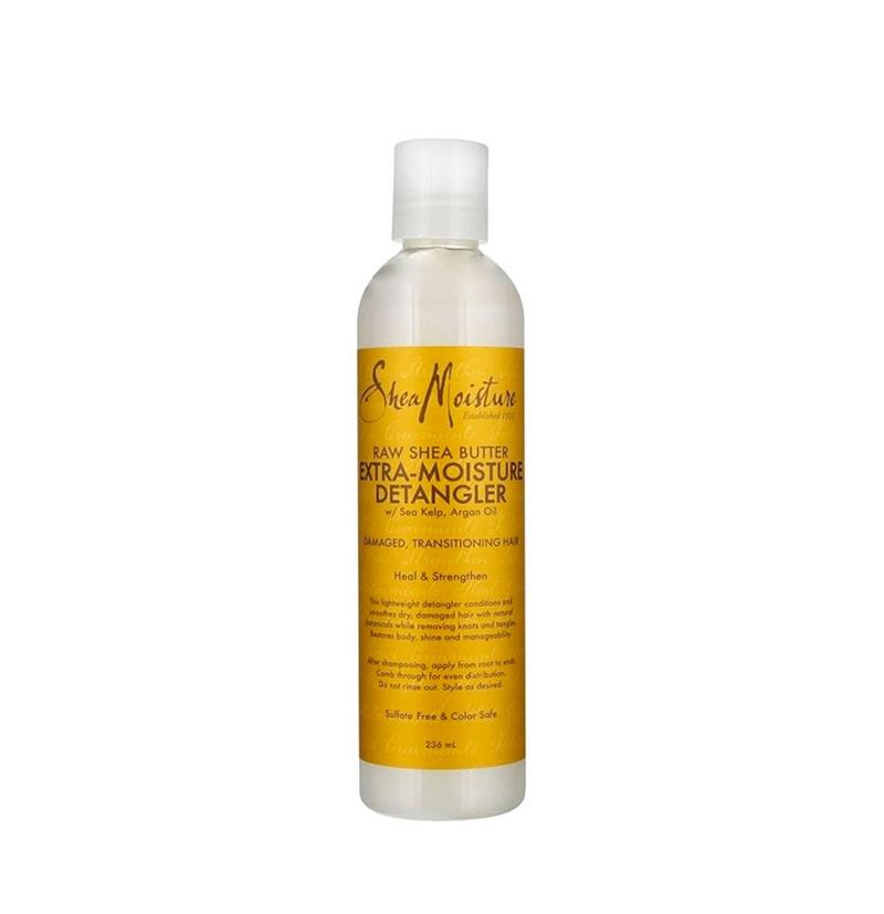 Acondicionador sin aclarado Extra-Moisture Detangler Leave-In Raw Shea Butter de Shea Moisture - Beth´s Hair