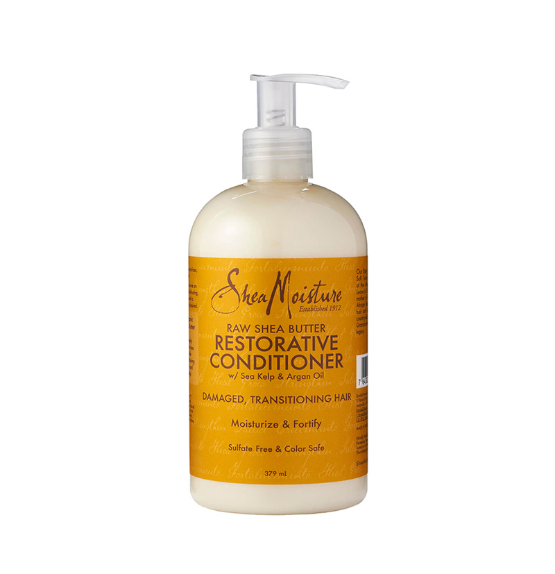 Acondicionador Restorative Raw Shea Butter de Shea Moisture - Beth´s Hair