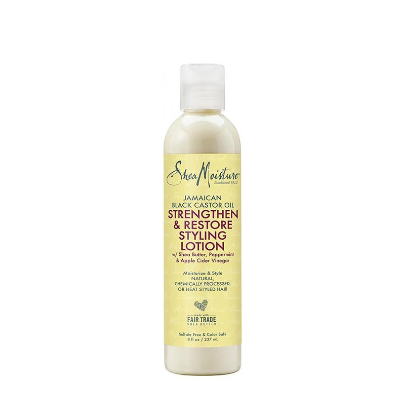 Crema Strengthen & Restore Jamaican Black Castor Oil de Shea Moisture- Beth´s Hair