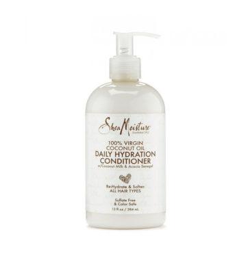 Acondicionador Daily Hydration 100% Virgin Coconut Oil de Shea Moisture - Beth´s Hair