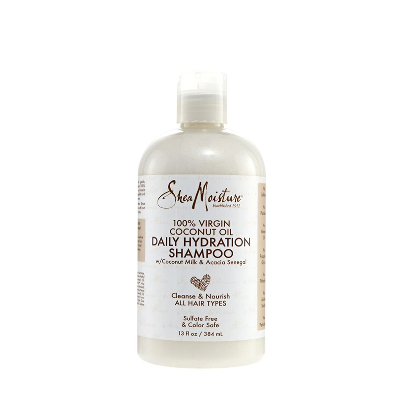 Champú Daily Hydration 100% Virgin Coconut Oil de Shea Moisture - Beth´s Hair