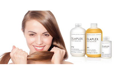 Tratamiento multi-servicio Olaplex Barcelona