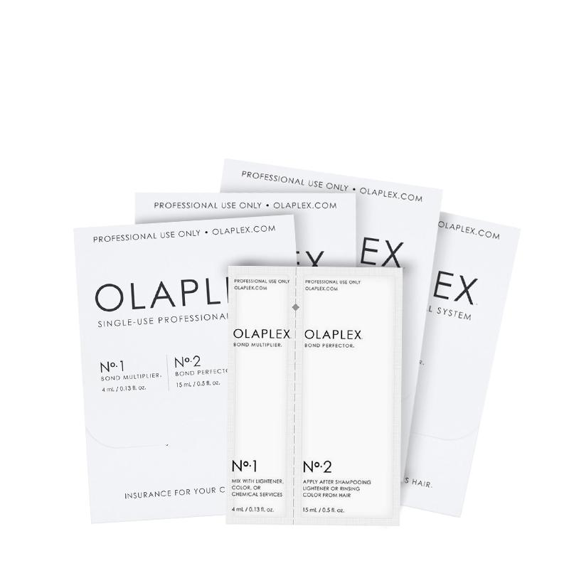 OLAPLEX Monodosis Nº1 y Nº2 Single-use