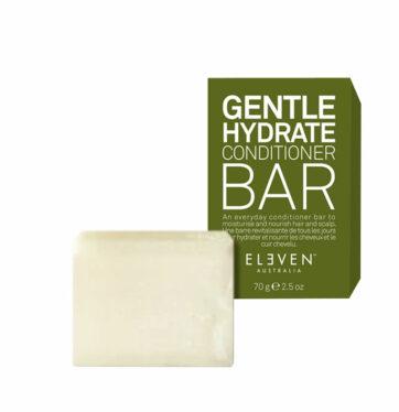 Acondicionador sólido hidratación y nutrición GENTLE HYDRATE BAR de Eleven Australia