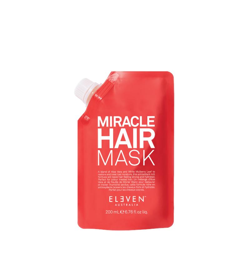 Mascarilla hidratante y reparadora MIRACLE HAIR MASK de Eleven Australia 200ml
