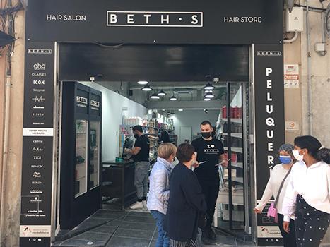 BETH'S TERRASSA