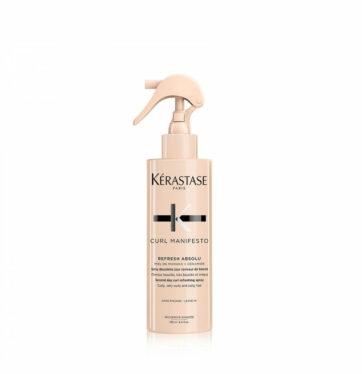 Spray refrescante hidratante de rizos Refresh Absolu CURL MANIFESTO de KÉRASTASE