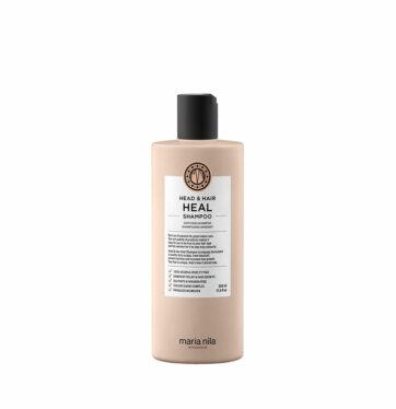 Champú calmante Head & Hair Heal Shampoo de Maria Nila 350ml