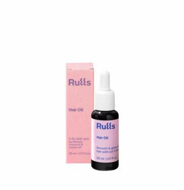 Aceite para rizos 3 en 1 Hair Oil de Rulls