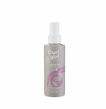 Acondicionador sin aclarado CURL GIRL NORDIC Leave-in conditioner spray STEP 4