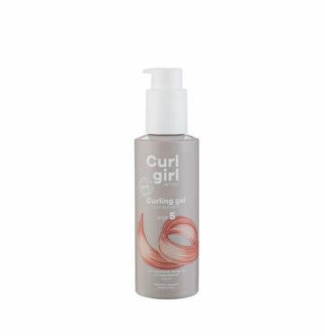 Gel activador rizos CURL GIRL NORDIC Curl activator gel STEP 5