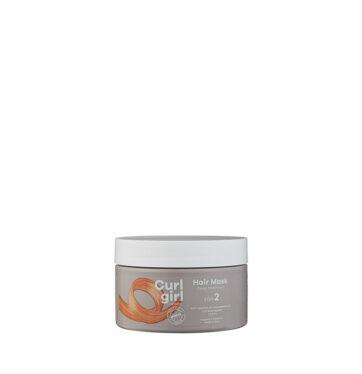 Mascarilla hidratación profunda CURL GIRL NORDIC Hair mask STEP 2