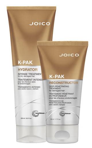 Tratamiento JOICO K-PAK en la peluquería de tu centro BETHS HAIR