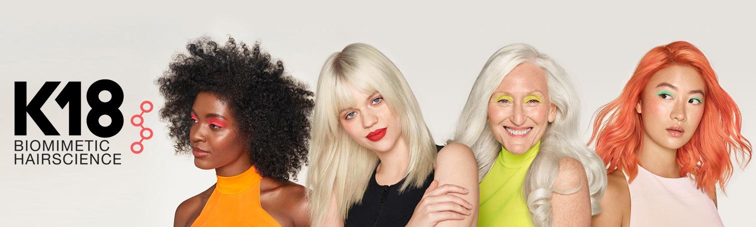 Productos marca K18 en tienda ofertas peluquería beths hair