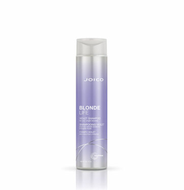 Champú violeta para rubios BLONDE LIFE VIOLET shampoo de JOICO 300ml