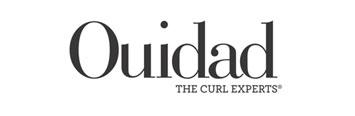 Logo marca para rizos Ouidad en BETH'S HAIR